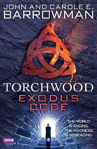 book cover of Exodus Code