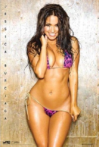 Jessica Burciaga Bikini Sexy Pinup Photo Poster 24x36