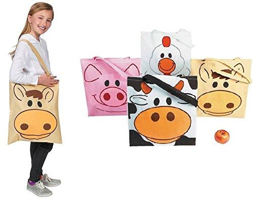 Farm Animal Goody Bags - 1