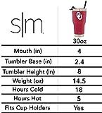 Simple Modern Texas A&M University 30oz Cruiser