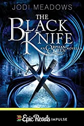 The Black Knife (Orphan Queen Book 4)