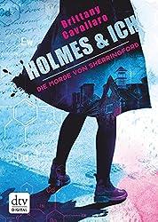 Holmes und ich - Die Morde von Sherringford: Roman (German Edition)