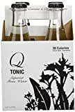 Q Tonic Water Tonic Agave, 4-Pack, 9 oz Bottles