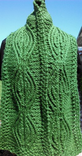 Ancient Twisted Knit Pattern Scarf Kindle Edition By Marcia