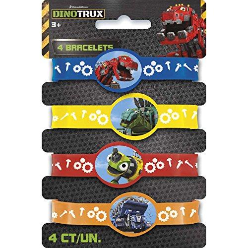 Dinotrux Stretchy Bracelets