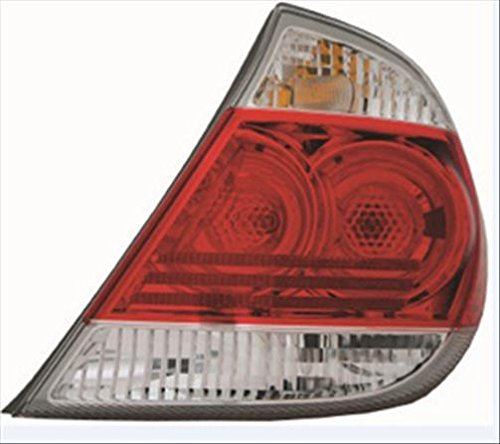 Partslink TO2801155 OE Replacement Tail Light Assembly TOYOTA CAMRY 2005-2006 Multiple Manufacturers TO2801155N