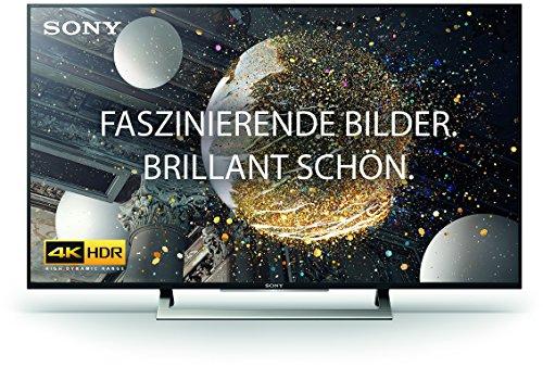 28% reduziert: Sony 43 Zoll Fernseher (Ultra HD, Smart TV)