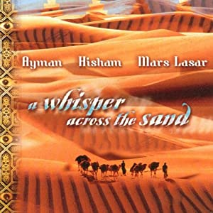 Audio CD Whisper Across the Sand Book