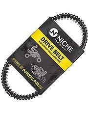 NICHE Drive Belt 59011-0003 59011-0019 for 2002-2019 Kawasaki Brute force 650 KFX700 Prairie 360 Teryx 750
