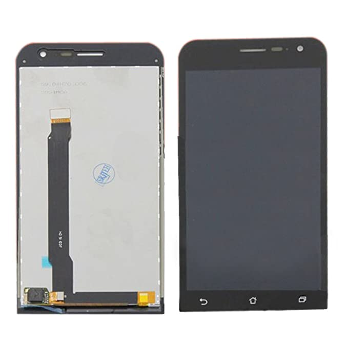 501136bc549 Image Unavailable. Image not available for. Color: New Touch Screen  Digitizer,Full LCD,Assembly Glass Repair Part for Asus Zenfone 2