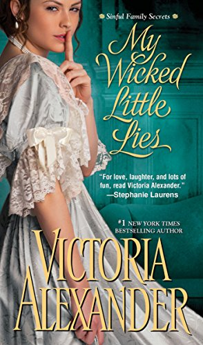 My Wicked Little Lies (Sinful Family Secrets Book 3)