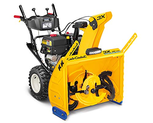 cub cadet 3 stage snow blower reviews