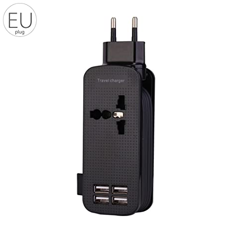 Ben-gi Cargador USB estación de Carga de Potencia Enchufe ...