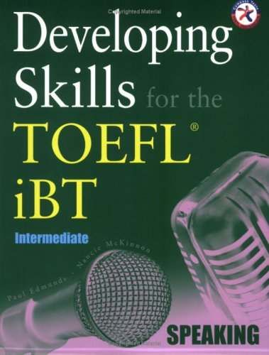 Developing Skills For The Toefl Ibt Pdf