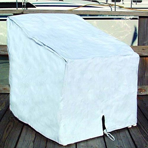 Taylor Made Products 40235 40235 Deck Chair Cover White Boating Hardware & Maintenance Supplies ()