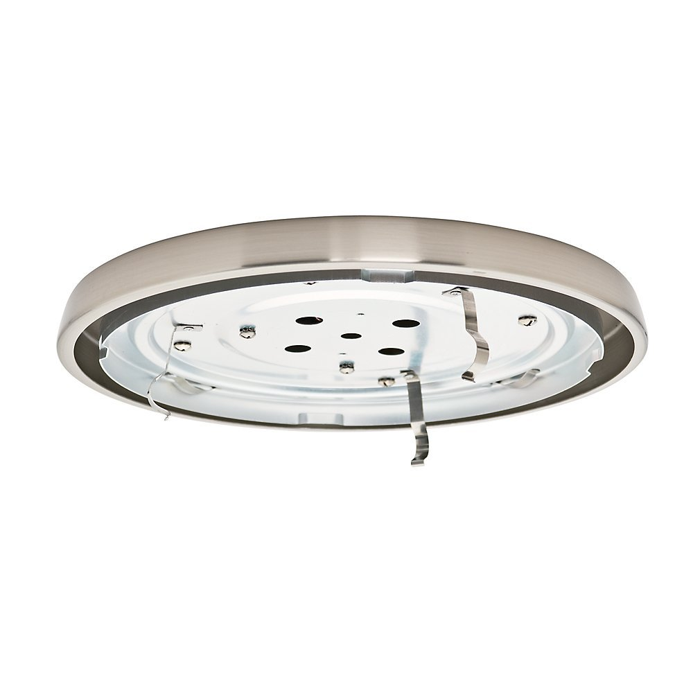 Casablanca Fan Company 99067 CFL Low Profile Fitter, Brushed Nickel [並行輸入品]   B01KBQSA90