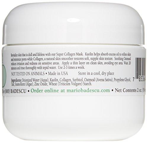 414sMMzkAHL Mario Badescu Super Collagen Mask, 2 oz.