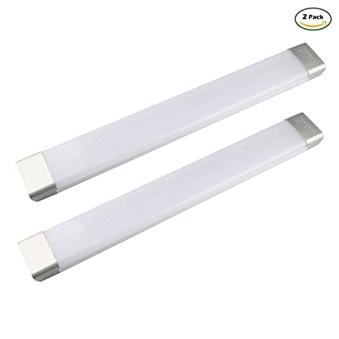 GALYGG 26W LED Tube, Wide Board Lights, 2ft 2300LM 6500K (White ...