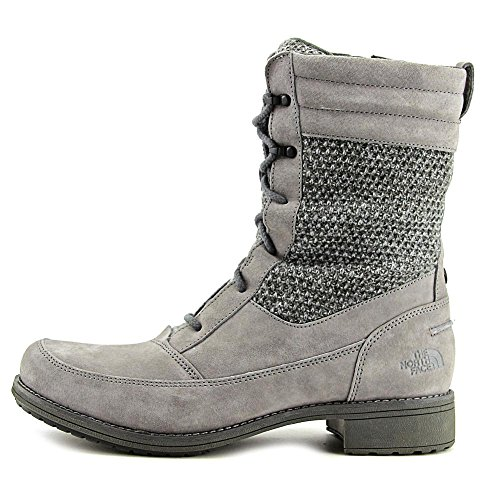 The North Face Bridgeton Lace MM Boot Womens Smoked Pearl Grey/Dark Shadow Grey rrMCo6Z6sH