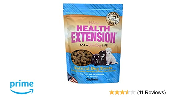 Amazon Com Health Extension Bone Shaped Treat Large 1 Lb Pet