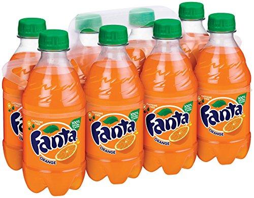 orange soda bottles - 4