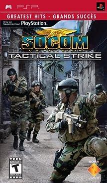 SOCOM: Tactical Strike - Sony PSP