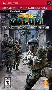Socom:Tactical Strike - PlayStation Portable