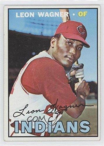 Leon Wagner (Baseball Card) 1967 Topps - [Base] #360 ()