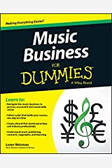 Music Business For Dummies Kindle Edition