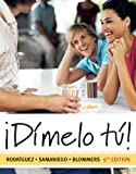 Bundle: Dimelo tu!: A Complete Course, 6th + iLrn™ Heinle Learning Center Printed Access Card