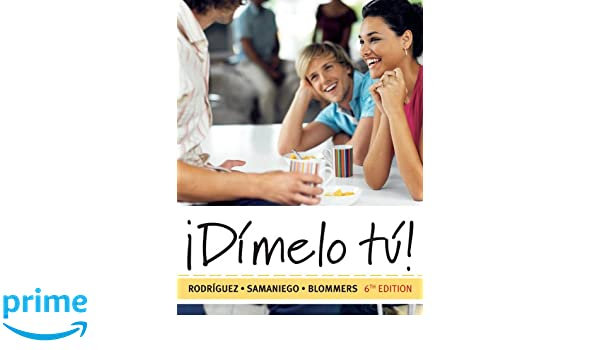 Amazon Bundle Dimelo Tu A Complete Course With Audio CD