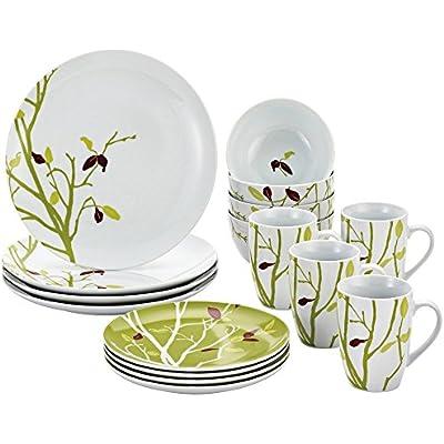 Click for Rachael Ray Dinnerware Seasons Changing 16-Piece Dinnerware Set