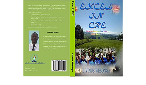 Amazon com: Excel in CRE eBook: Livinus Wesonga: Kindle Store