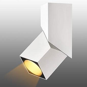 Budbuddy 12W Foco LED Lámpara de techo LED Luz de techo led Plafón ...