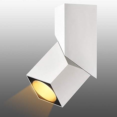 Budbuddy 12W Focos de techo / Foco LED / lámpara de focos / Luz de techo led / Foco LED para techo / lámpara de techo LED regulable