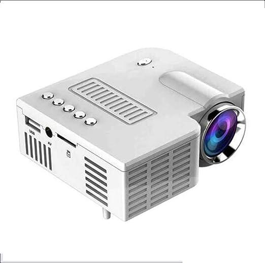 Proyector Mini, Keystone Correction Portable PRO, Full HD 1080P y ...
