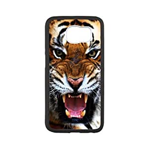 Beautiful Designed With Tiger Theme Phone Shell For Samsung Galaxy S6