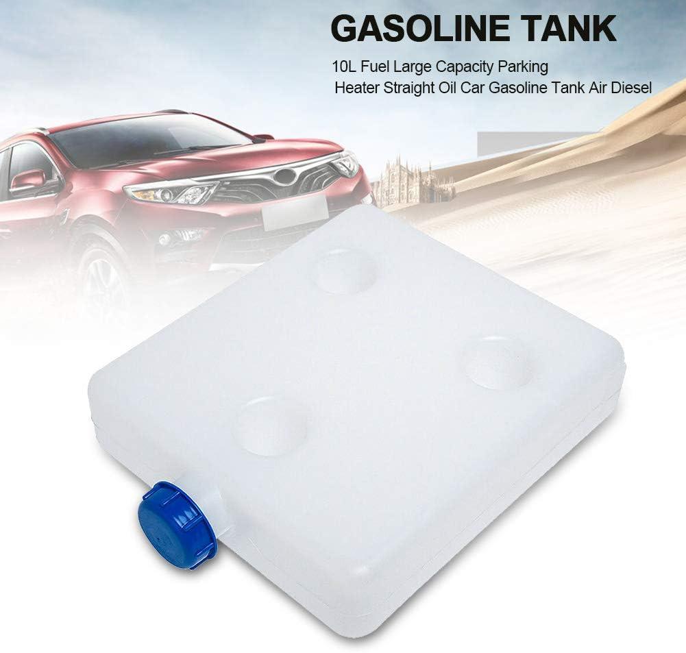 Lionina R/éservoir de Carburant de gaz dessence de mazout,r/éservoirs de Carburant de Chauffage de Grande capacit/é de 10L r/éservoir Diesel dair de r/éservoir dessence de Voiture
