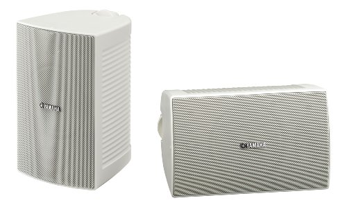 Yamaha NS AW294WH Indoor Outdoor Speakers