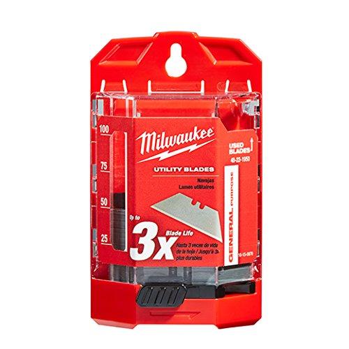 48-22-1950 Milwaukee, 50Piece, General Purpose Utility Blade
