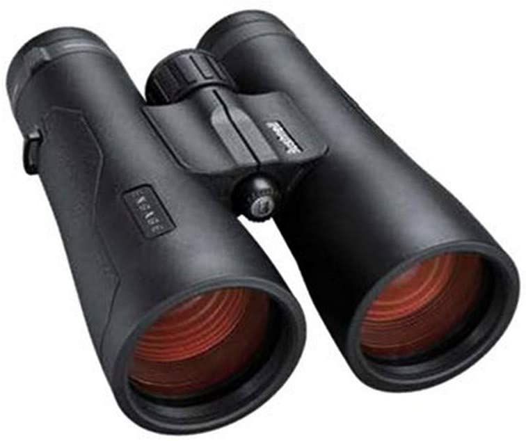 Bushnell Engage Prismáticos, 12 x 50 mm, Negro Mate