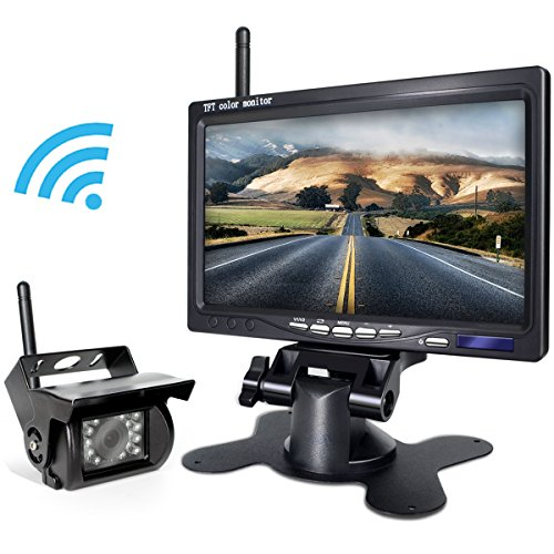 rv backup camera wireless - 7