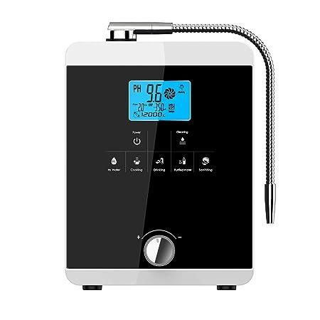 Ionizador de agua, máquina de agua alcalina máquina purificador de ...