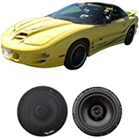 Fits Pontiac Firebird 1993-2002 Front Door Factory Replacement Harmony HA-R65 Speakers