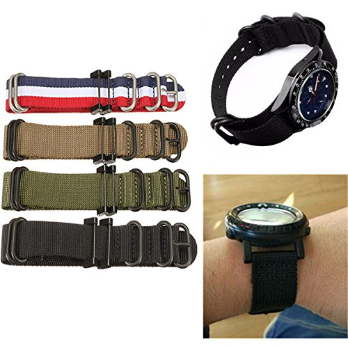 Nylon Stocking Carpus Ring - Replacement Nylon Watch Band Strap Bracelet Essential Core Traverse Series 5cm - Dance Orchestra Stria Silk Radiocarpal Joint Stripe Rayon Wrist - 1PCs