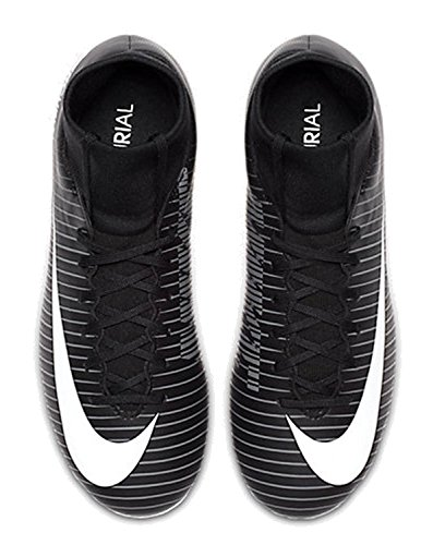 Shoes Football Victory nbsp; FG black Nike Unisex VI JR Mercurial DF Children xHwpBg0
