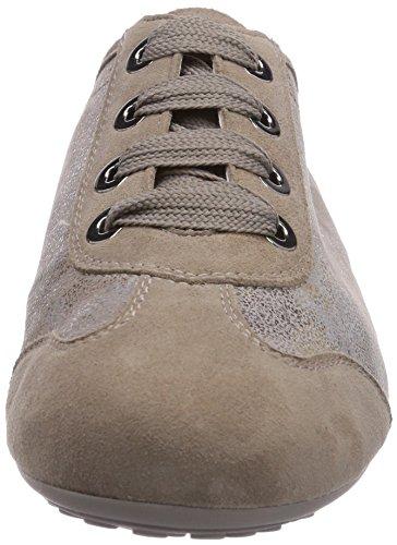 Semler Nele Damen Sneakers Beige (028 Panna)