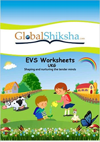 Buy Worksheets for UKG - Environmental Science (EVS) Book Online at