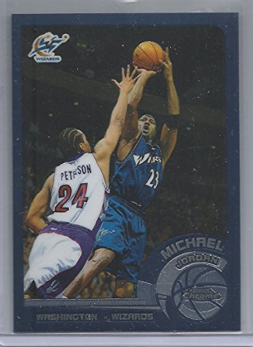 03 Topps Chrome Basketball - 5