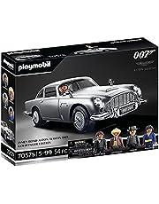 PLAYMOBIL 70578 JAMES BOND ASTON MARTIN DB5 - GOLDFINGER Edition, voor James Bond-fans, verzamelaars en kinderen van 5-99 jaar